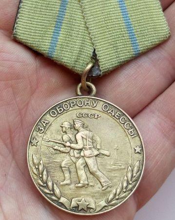 Амет Алибаев защищал Одессу и Севастополь