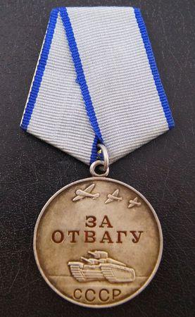 Ибрагим Курнезиров в бою уничтожил двух фрицев