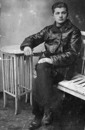 Асан Османов участвовал в штурме Берлина