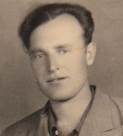 Нури Велиев призвался в Красную Армию в 1938