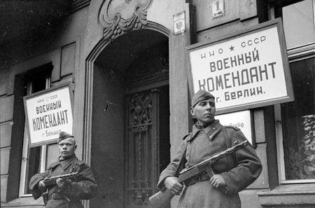Бекир Шемшединов служил в комендатуре Потсдама