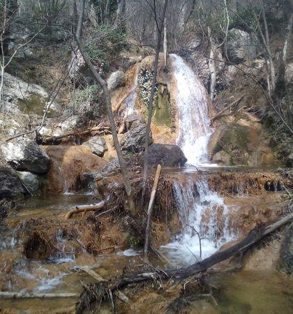 Чем выше, тем красивее горная речка
