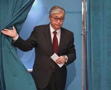 Касым-Жомарт стал избранным президентом Казахстана