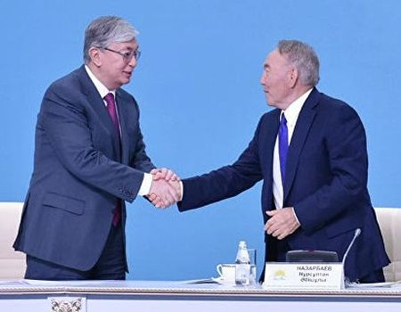 Почему ушел Нурсултан Назарбаев