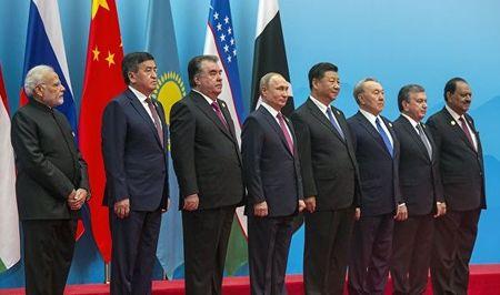 В Бишкеке проходит саммит ШОС
