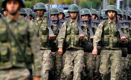 Сухопутные войска — меч и щит Анкары