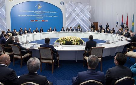 Что решили вожди на юбилейном саммите ЕАЭС