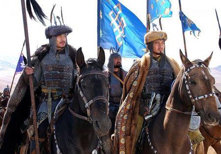 Как выбирали ханов в казахской степи