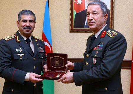 Баку и Анкара провели совместные военные учения