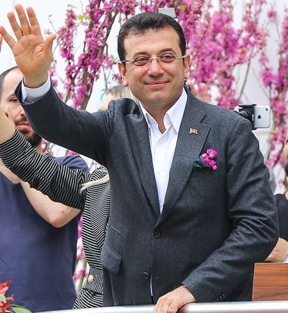 Экрем Имамоглу опять победил на выборах в Стамбуле