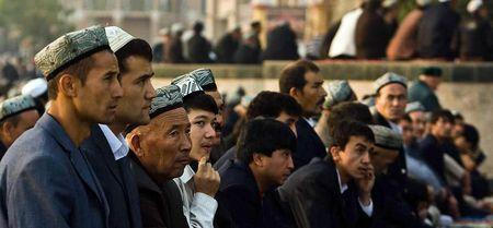 Когда уйгуры были большими