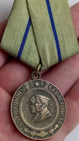 Сеит Абла Бербер защищал Севастополь и Кавказ