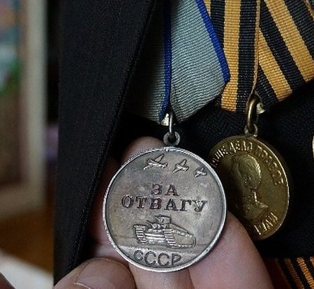 Эмир Колайджиев проявил мужество и отвагу в Пруссии