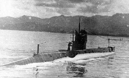 Эмир-Асан Куртбединов был рулевым на подводной лодке