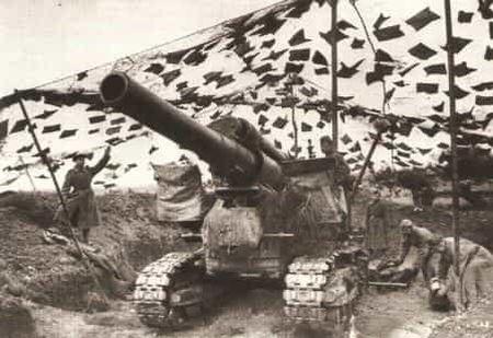 Билял Мамбетов доставил батарею на огневые позиции (2)