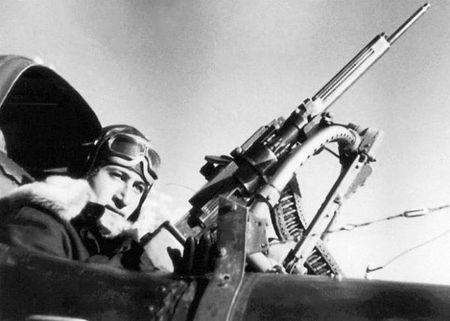 Мустафа Мазинов был воздушным стрелком