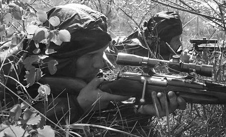 Эмир Селяметов готовил снайперов для фронта