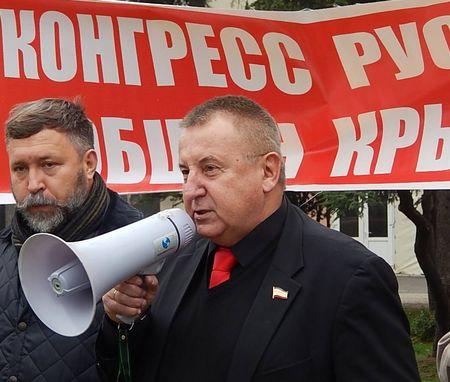 И русским в Крыму плохо?