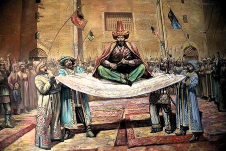 Кого казахи считали достойным быть ханом