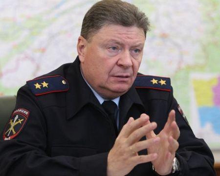 Торубаров уволен с поста главы МВД Крыма