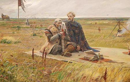 Ветер истории дует с Востока