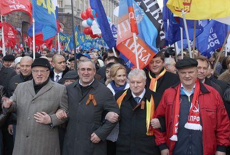 В России спастись можно только всем вместе