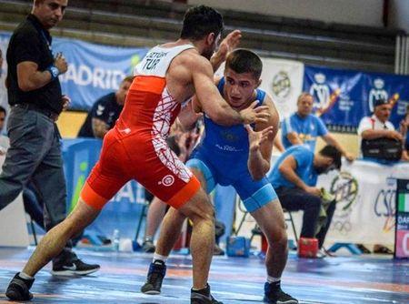 Эмин Сефершаев победил всех в Испании