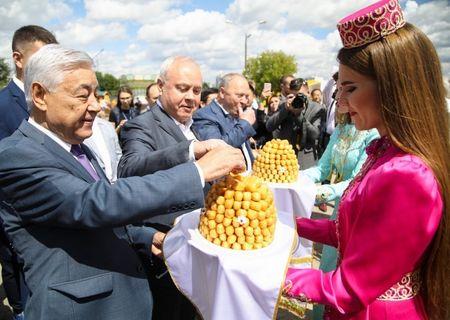 Президент Татарстана выразил благодарность Гаяру Шабанову