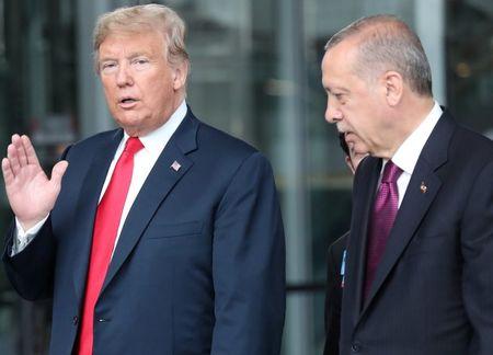 США толкают Турцию в объятия России