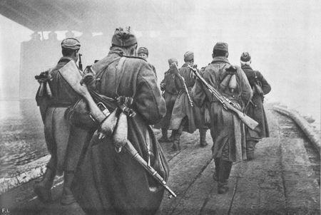 Осман Халилев обеспечивал полк боеприпасами и едой