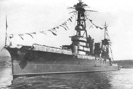 Фейзула Малахаев служил боцманом на крейсере «Красный Крым»