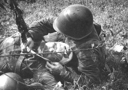Сеттар Умеров спас тринадцать раненых красноармейцев