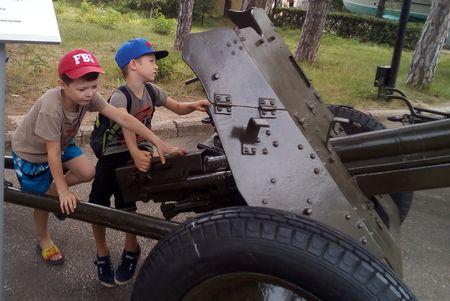 От 45-мм пушки трудно оторваться