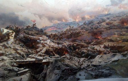 Так происходил штурм Сапун горы