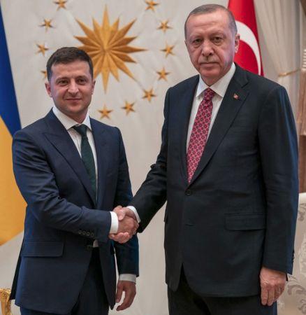 Турция никогда не признает незаконное присоединение Крыма Россией