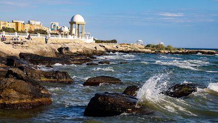 Каспий становится центром туризма Ирана