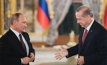 Сама судьба за союз России с Турцией
