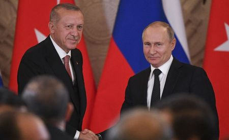 Эрдоган сделал ставку на Путина?