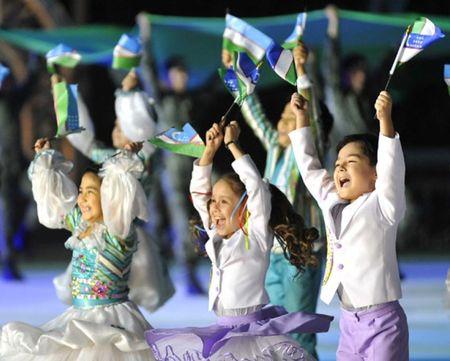 Узбекистан празднует День независимости