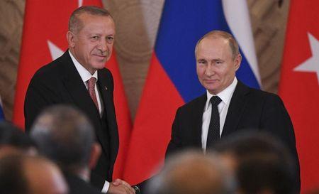 Зачем Эрдоган срочно летит к Путину
