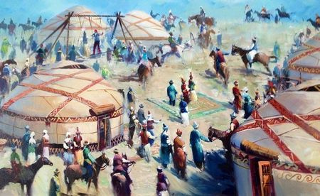 Какая разница между узбеками и казахами?