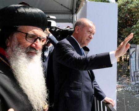 Эрдоган благословил строительство новой церкви в Стамбуле
