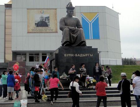Тыва отмечает День Республики