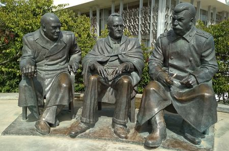 О чем Рузвельт просил Сталина в Ялте
