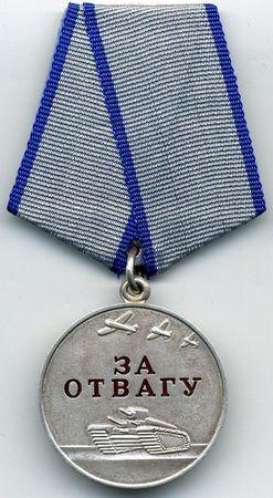 Джелял Нежмединов дважды пролил кровь за Родину (2)