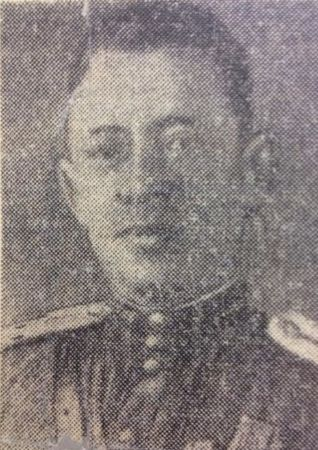 Аппаз Усеинов командовал взводом конной разведки
