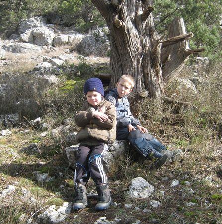 Походы Асан-акая и Вовы-акая по родному Крыму (15)