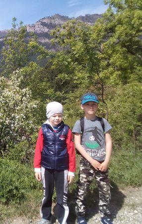 Походы Асан-акая и Вовы-акая по родному Крыму (13)