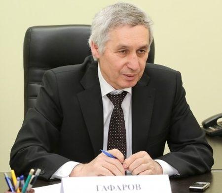 Эдип Гафаров опять вице-спикер