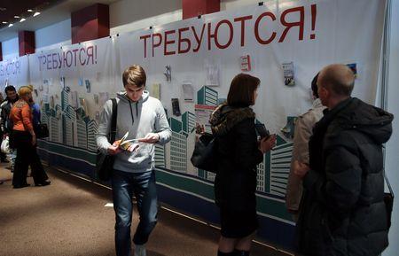В России растет дефицит кадров высокого уровня